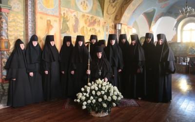 Святитель Феофан Затворник в переписке с разными лицами. Беседа игумении Викторины (Перминовой) с сестрами