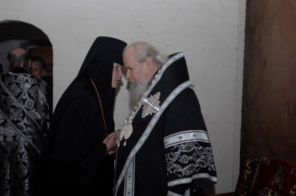 23 февраля 2007 г. День рождения Патриарха Алексия II