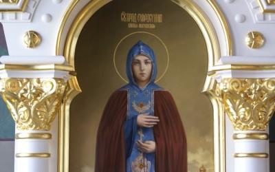 Преподобная Евфросиния Московская — покровительница обители и Первопрестольного града Москвы