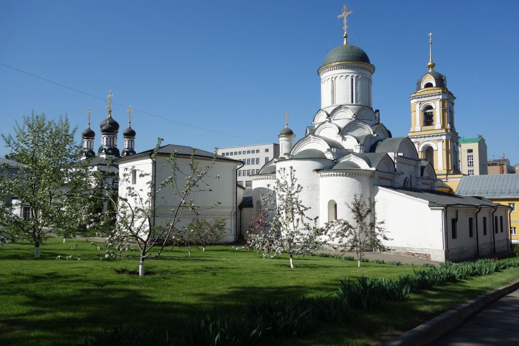 Собор Рождества Пресвятой Богородицы, где принимала постриг преподобная София Суздальская