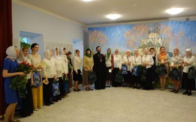 26 мая 2016 года в  церковно-певческой школе монастыря состоялся выпускной вечер
