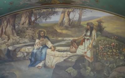 Живая вода. Беседа игумении Викторины (Перминовой) с сестрами из пасхального цикла