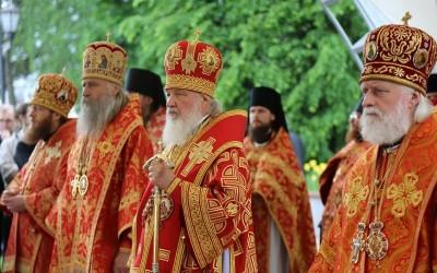«Храните веру в сердце». Слово Святейшего Патриарха КИРИЛЛА в день памяти святителя Николая Чудотворца после Литургии в Николо-Угрешском монастыре