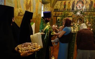 18-19 июня 2016 года. Праздник Святой Троицы в обители. Фотогалерея