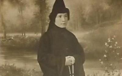 К 630-летию основания монастыря. Монахиня Богородице-Рождественского монастыря Досифея (Ручкина)