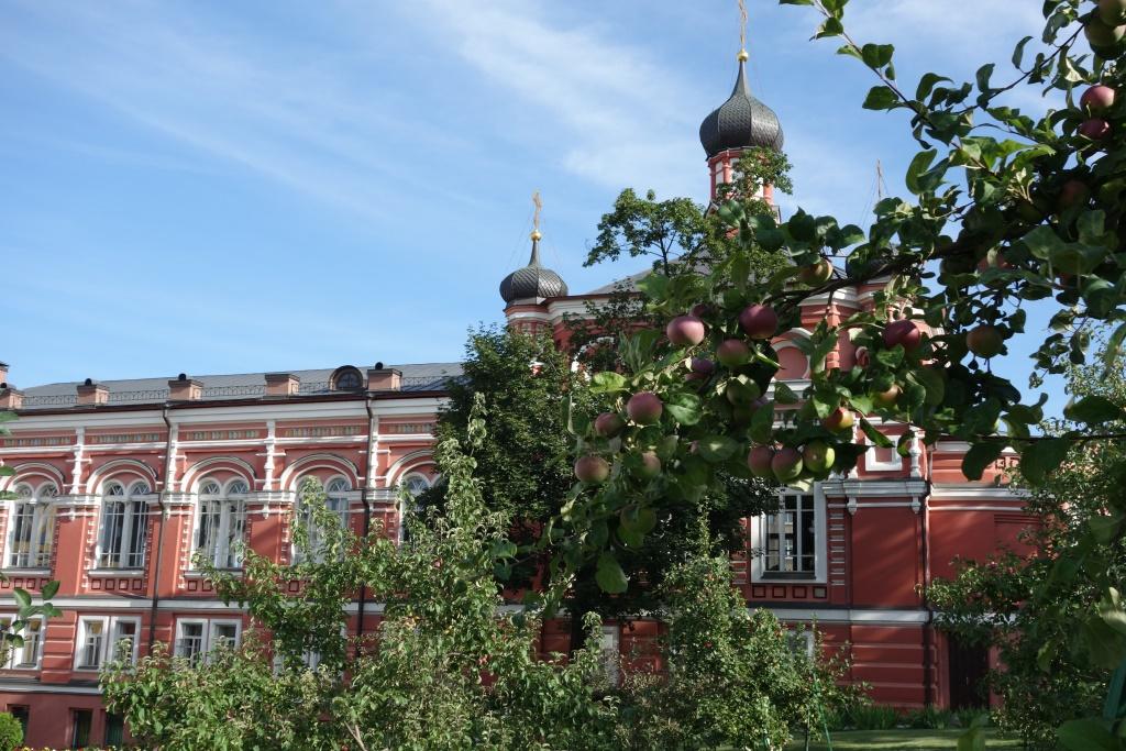 Храм Казанской иконы Божией Матери. Август