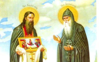 Проповедь в день памяти преподобных Антония и Феодосия Печерских
