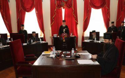 Архиерейский Собор Сербской Православной Церкви выразил позицию по ситуации, сложившейся в связи с действиями Константинопольского Патриархата на Украине